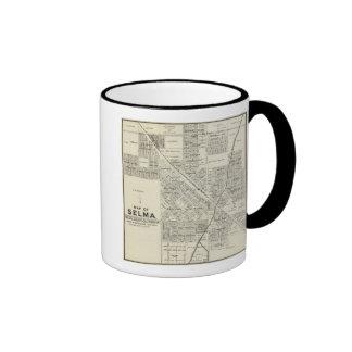 Selma, California Tazas De Café