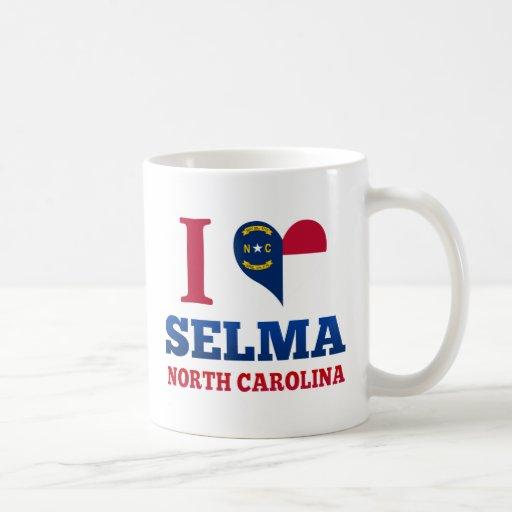 Selma, Carolina del Norte Taza