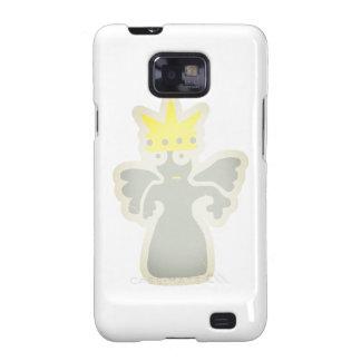 seltsame Kreatur Prinzessin mit Flügeln Samsung Galaxy SII Cover