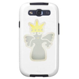 seltsame Kreatur Prinzessin mit Flügeln Galaxy S3 Cases