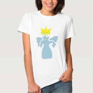 seltsame Kreatur: Prinzessin mit Flügeln Tee Shirt