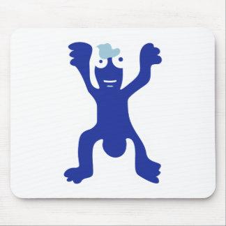 seltsame Kreaturen: Hände hoch! Mouse Pad