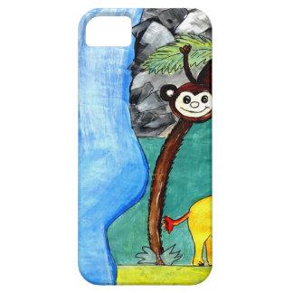 Selva animal iPhone 5 carcasas
