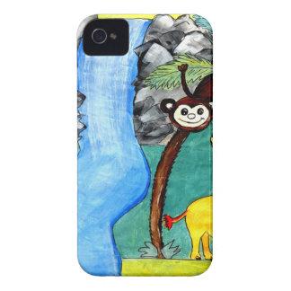 Selva animal iPhone 4 cobertura