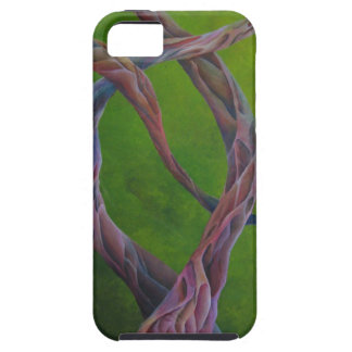 selva del mangle iPhone 5 fundas