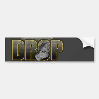 Selva Hardstyle DJ del dubstep de DnB Drumnbass de Pegatina De Parachoque