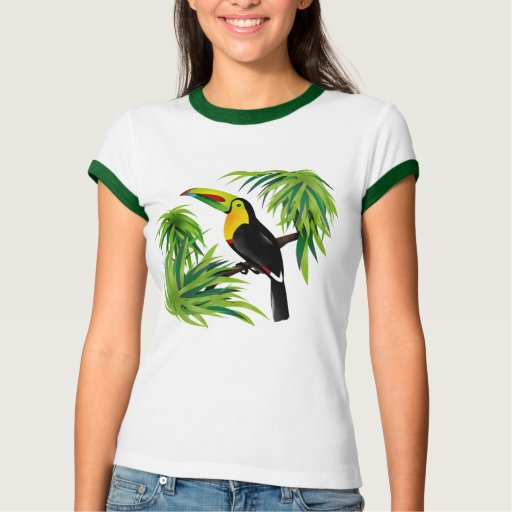 Selva Toucan Camiseta