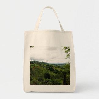 Selva tropical de Costa Rica Bolsa Tela Para La Compra