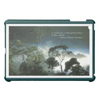 Selva tropical del Amazonas en el amanecer