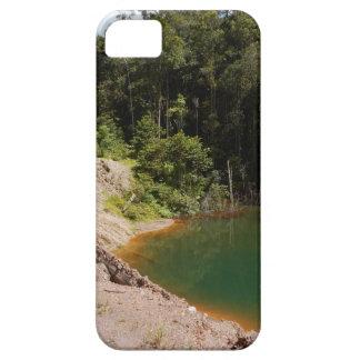 Selva tropical tropical de Tambrauw Moutains Funda Para iPhone SE/5/5s