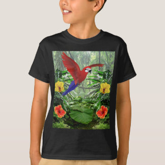 Selva tropical tropical playera