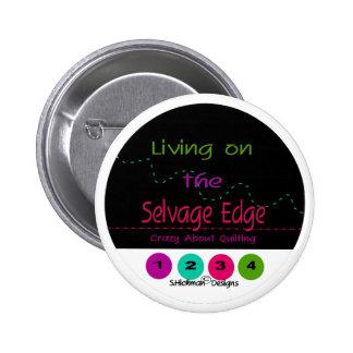 Selvage Edge Button