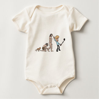 Selvoultion Baby Bodysuit