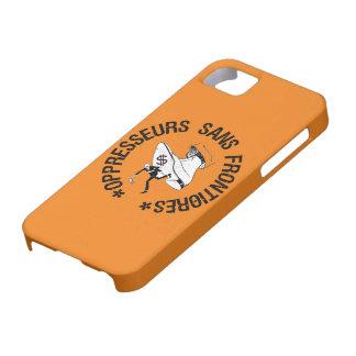 SEM OPPRESSORS BORDER iPhone SE/5/5s CASE