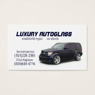 sema_nitro_1280, LUXURY autoglass, (313)228-238... Business Card