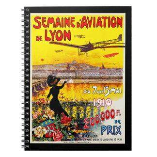 Semaine d'Aviation de Lyon Notebook