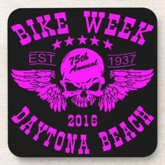 Semana 2016 de la bici de Daytona Beach Posavasos De Bebidas