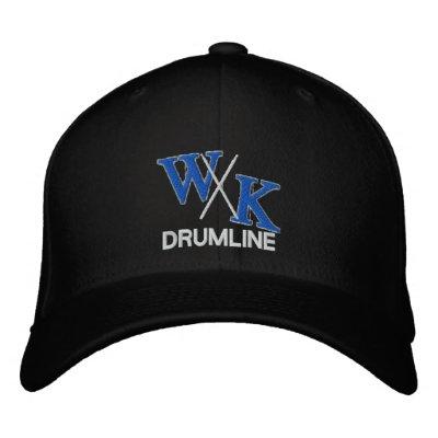 Semana Drumline básico Gorra Bordada