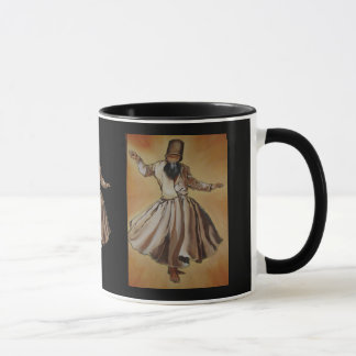 Semasen - Sufi Whirling Dervish Mug