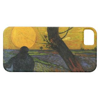 Sembrador de Van Gogh con el caso del iPhone del Funda Para iPhone SE/5/5s