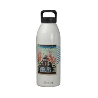 Semejanza de Paul Klee- en la glorieta Botellas De Beber