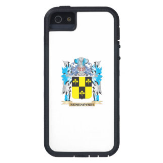 Semenovich Coat of Arms - Family Crest iPhone 5 Covers