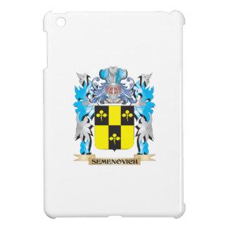 Semenovich Coat of Arms - Family Crest iPad Mini Cases