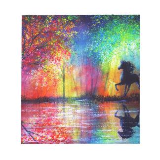 Semental del arco iris