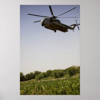 Semental del mar de CH-53D Impresiones