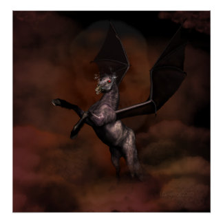 semental demoníaco poster