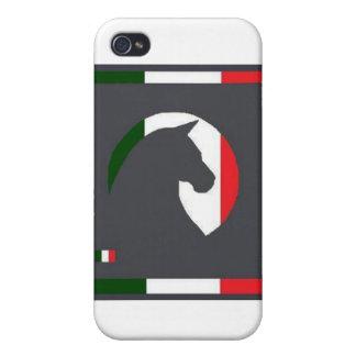 semental italiano iPhone 4 carcasa