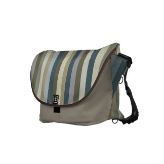 Semi-Army color Rickshaw Messenger Bag