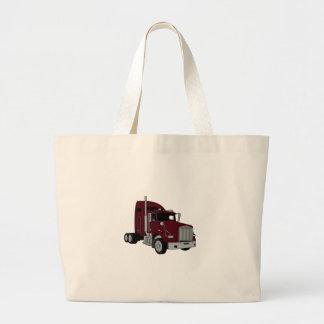 Semi Cab Large Tote Bag