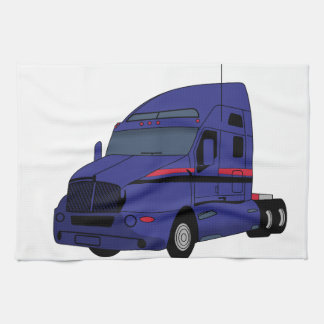 Semi camión toallas de cocina