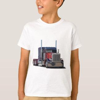 Semi camión playera
