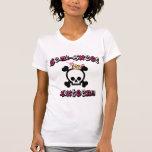 Semi camiseta del dulce dieciséis