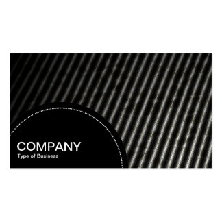 Semi-circle Panel (dots) - Roof of the Universe Business Card