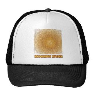 Semi-dangerous Explosion Trucker Hat