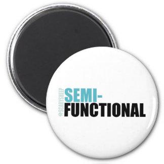 Semi-Funcional Imán Redondo 5 Cm