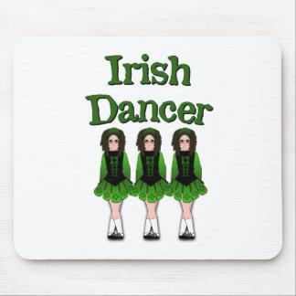 Semi-Goth Irish Dancers Mouse Pad
