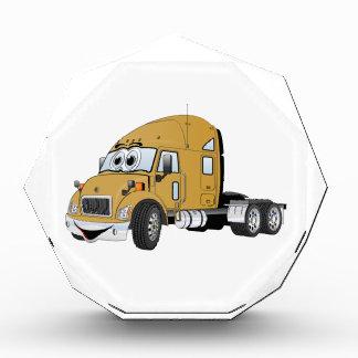 Semi oro del taxi del camión