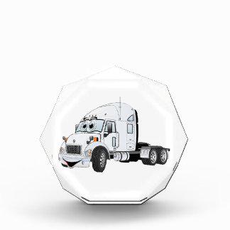 Semi Truck Cab White Awards