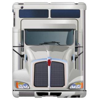 Semi Truck Cargo iPad Case