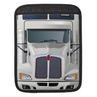 Semi Truck Cargo iPad Sleeve