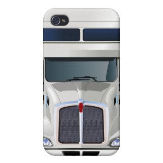 Semi Truck Cargo iPhone 4 Case