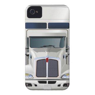 Semi Truck Cargo iPhone 4 Cover