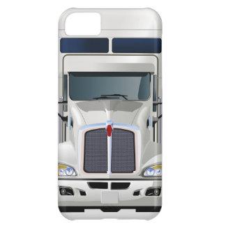 Semi Truck Cargo iPhone 5  C Case Cover For iPhone 5C