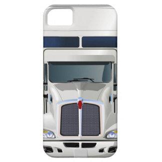 Semi Truck Cargo iPhone 5  Case