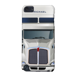 Semi Truck Cargo  iPod Touch 5 Case iPod Touch (5th Generation) Cover