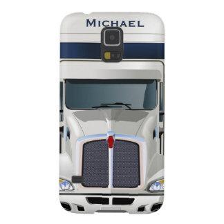 Semi Truck Cargo Samsung Galaxy  Nexus Case